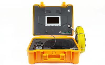 Most Popular: 1″ Manual Push Inspection Videoscope