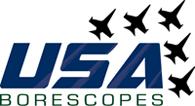 USA Borescope Logo