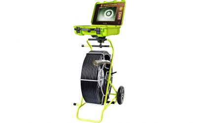 The Opticam Modular Sewer Inspection Camera Offers Portability and Affordability to Plumbing Professionals