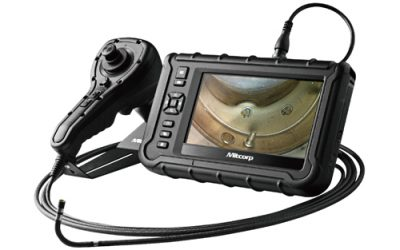 The USA2000J-6-2000 6mm Portable Joystick Articulating Videoscope Offers Flexibility and Ease of Use at a Budget-Friendly Price Tag
