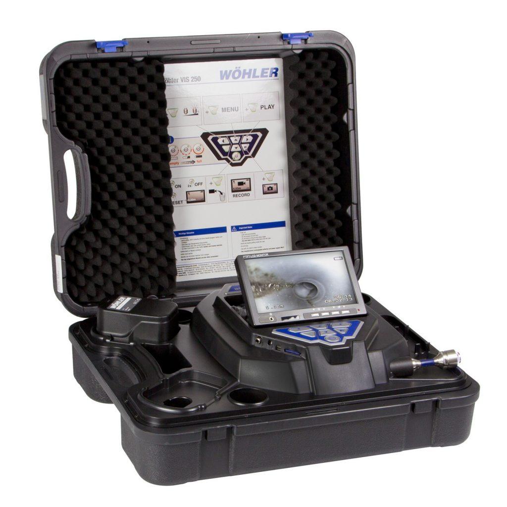 Wohler VIS 250 Portable Service Camera System