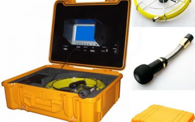 The PIVS3188DN Manual Push Inspection Videoscope Gives Quality Results for Plumbing Professionals