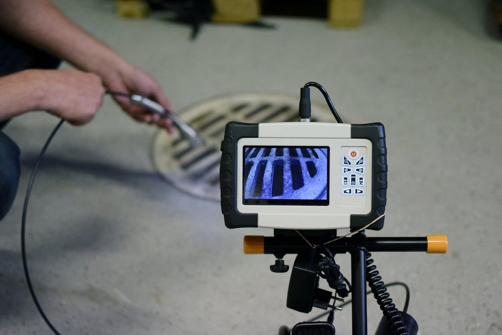 why you need a sewer inspection camera