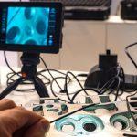 videoscope inspection camera