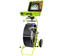 Pipe camera borescope