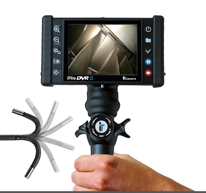 Iris Dvr 5 6mm Videoscope Borescope Cameras For Sale